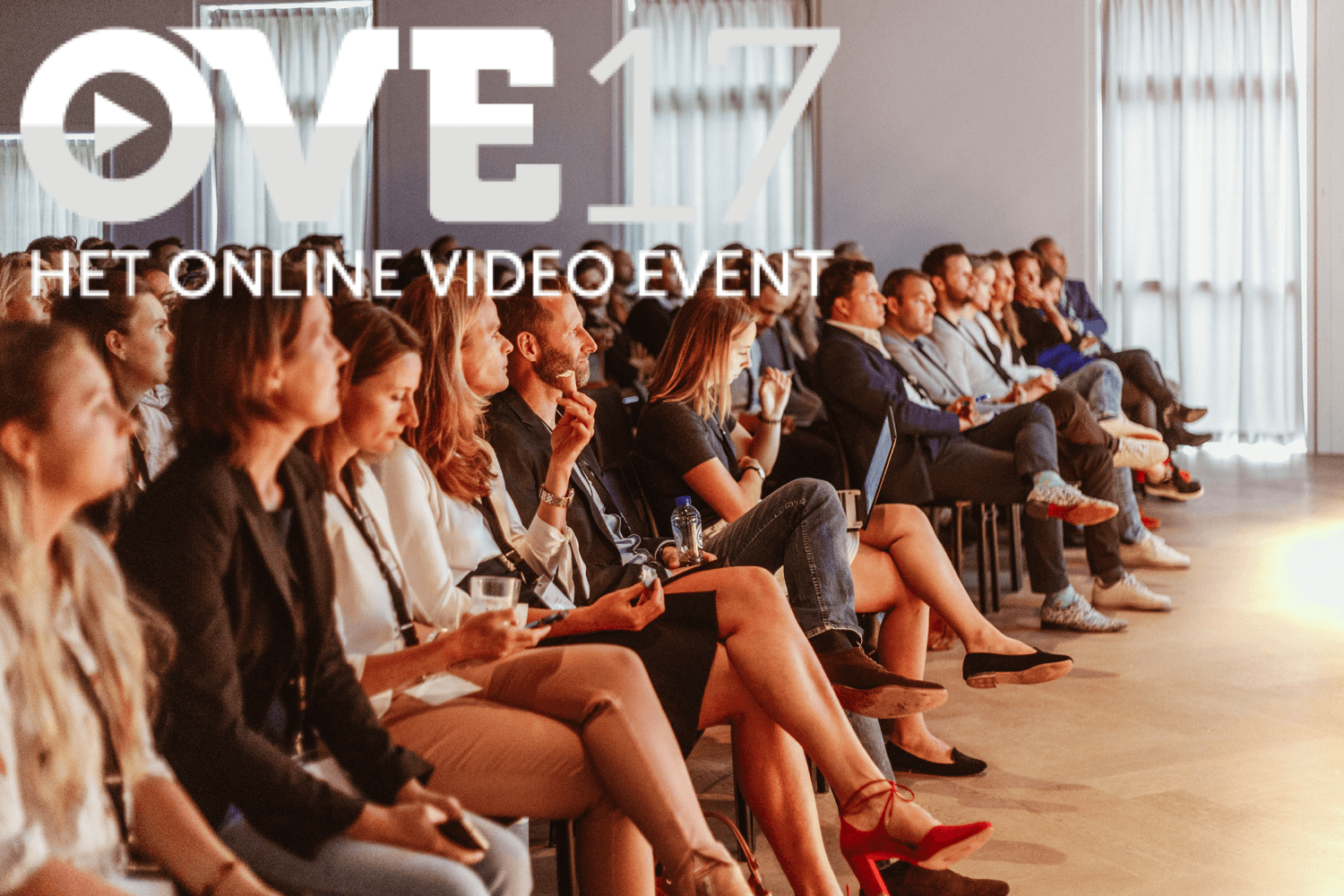 Header image for Recap Online Video Event #OVE17