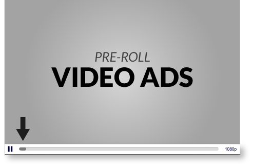pre roll video ads