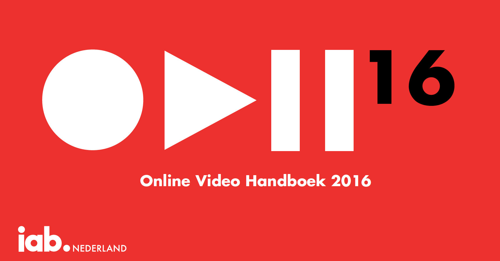 Header image for Online Video Handbook 2016