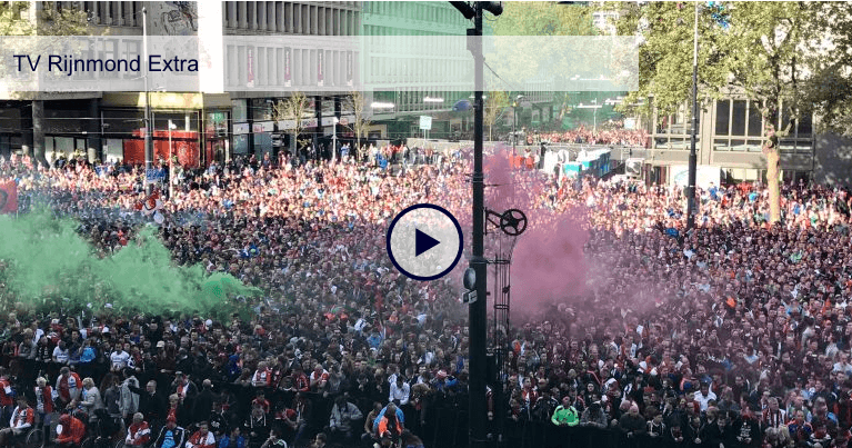 Header image for Succesvolle Livestream Feyenoord