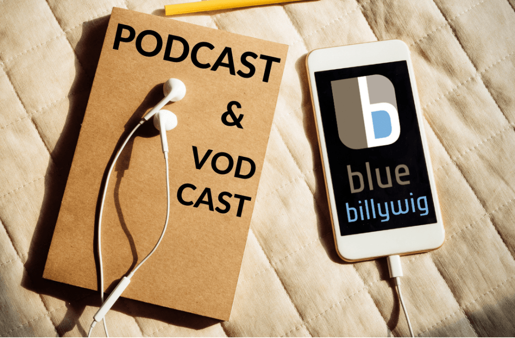 Podcast and vodcast for Blue Billywig