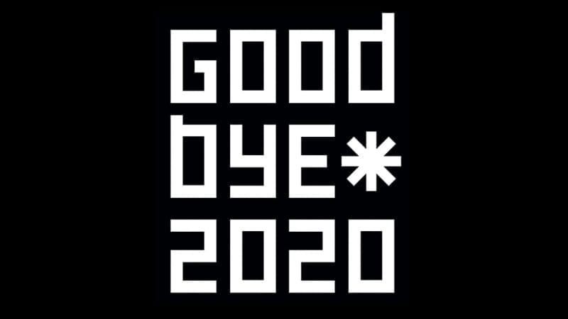 Header image for Goodbye 2020: succesvol online festival